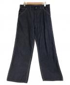 Sears(シアーズ)の古着「[VNTG]デニムパンツ」|ネイビー