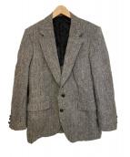 ()の古着「[VNTG]ヴィンテージテーラードジャケット」 グレー