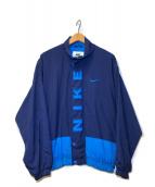 ()の古着「[OLD]ヴィンテージナイロンジャケット」|ブルー