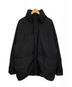 ()の古着「ランドニーロフトジャケット」 ブラック