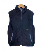 CAL O LINE()の古着「Cascade Vest」|ネイビー
