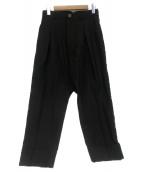 Vivienne Westwood(ヴィヴィアンウエストウッド)の古着「SAMURAI TROUSERS」|ブラック