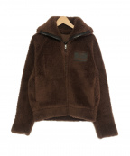 SUNSEA()の古着「Retro-Y Monster Blouson」|ブラウン(MONSTER BROWN)