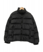 Marmot(マーモット)の古着「ダウンジャケット」 ブラック