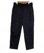 Liberaiders(リベライダーズ)の古着「CHINO TROUSERS」 ネイビー
