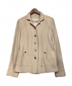 Christian Dior()の古着「[VNTG]オールドジャケット」 ベージュ