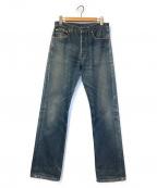 LEVI'S(リーバイス)の古着「[OLD]ヴィンテージデニムパンツ」|インディゴ