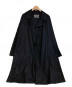 KIIT(キート)の古着「タイロッケンコート」|ネイビー