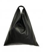 MM6(エムエムシックス)の古着「ジャパニーズトートバッグ」|ブラック