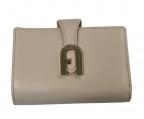 FURLA()の古着「2つ折り財布」|ピンク