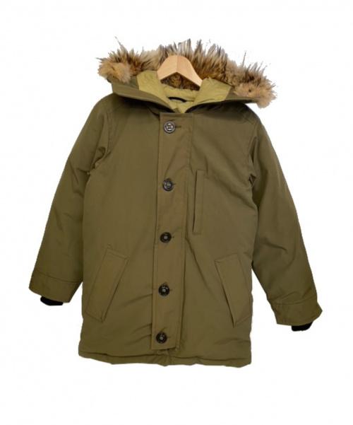 CANADA GOOSE(カナダグース)CANADA GOOSE (カナダグース) VANCOUVER JACKET 黄緑 サイズ:XS  3423JMの古着・服飾アイテム