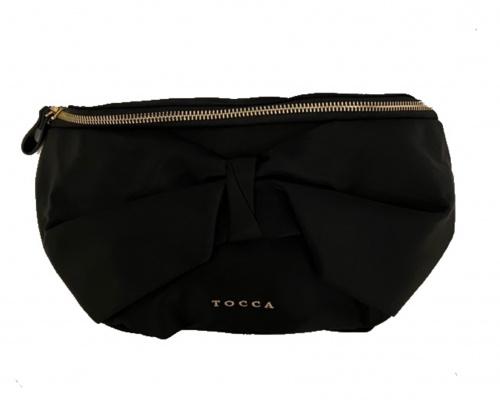 TOCCA(トッカ)TOCCA (トッカ) RIBBON KNOT BODY BAG ブラック 20SSの古着・服飾アイテム