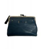 Dakota(ダコタ)の古着「2つ折り財布」|ネイビー