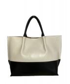 ()の古着「2WAYバッグ」|ホワイト×ブラック