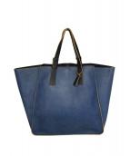 ()の古着「トートバッグ」|ブルー