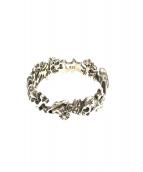 Vivienne Westwood(ヴィヴィアンウエストウッド)の古着「Aaron Small Orb Ring」|シルバー