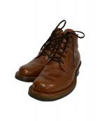WHITES BOOTS(ホワイツ ブーツ)の古着「ドレスブーツ」|ブラウン