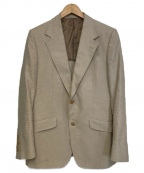 GUCCI()の古着「テーラードジャケット」|ベージュ