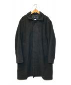 ()の古着「[OLD]90'sオールドウールコート」|グレー