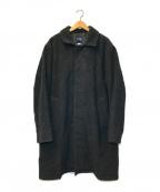 OLD GAP(オールドギャップ)の古着「[OLD]90'sオールドウールコート」|グレー