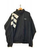 ()の古着「[OLD]80'sコットンポリジャケット」|グレー