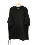syte(サイト)の古着「コットンビッグTシャツ」|ブラック