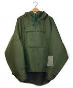 British Army(ブリティッシュアーミー)の古着「[OLD]80'sスモックパーカー」|カーキ