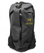 ARCTERYX(アークテリクス)の古着「アロー22バックパック」|ブラック