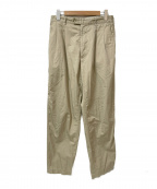 Engineered Garments()の古着「エマーソンパンツ」 ベージュ