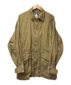 ()の古着「[OLD]ヴィンテージマウンテンジャケット」|ベージュ