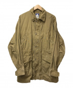 SIERRA DESIGNS()の古着「[OLD]ヴィンテージマウンテンジャケット」 ベージュ