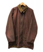 ()の古着「[OLD]オイルドジャケット」|ブラウン
