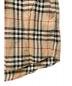 中古・古着 BURBERRY (バーバリー) ロゴグラフィックヴィンテージチェックシャツ ベージュ サイズ:M 19AW CLASSIC FIT LOGO GRAPHIC VINTAGE CHECK SHIRT:39800円