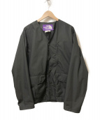 ()の古着「ホッパーフィールドカーディガン」|ブラック