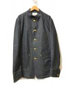 syte(サイト)の古着「スタンドカラーカバーオール」|インディゴ