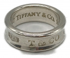 TIFFANY & Co.(ティファニー)の古着「1837リング」