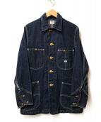 LEE(リー)の古着「デニムカバーオールロコジャケット」|インディゴ