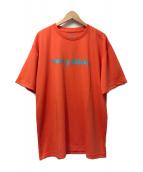 ()の古着「ドライTシャツ」|オレンジ