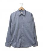 Maison Margiela 10(メゾンマルジェラ 10)の古着「オックスフォードシャツ」 ブルー