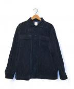 RHC Ron Herman(アールエイチシー ロンハーマン)の古着「コーデュロイCPOジャケット」|ブラック