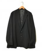 Luis(ルイス)の古着「オーバーサイズ2Bジャケット」|ブラック