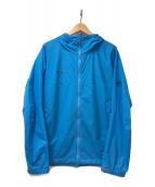 MAMMUT(マムート)の古着「グライダージャケット(マウンテンパーカー)」 ブルー