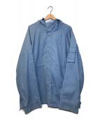 ()の古着「Cotton Field Jacket」|スカイブルー
