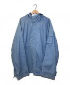 SUPREME(シュプリーム)の古着「Cotton Field Jacket」|スカイブルー