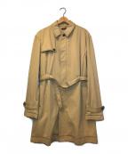 CHRISTIAN DADA()の古着「Stitcing Trench Coat」|ベージュ