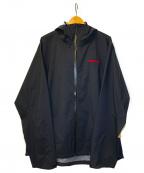 MARMOT(マーモット)の古着「ストームジャケット」|ブラック