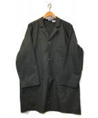 ()の古着「ワークコート」|ブラウン