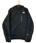 HELLY HANSEN(ヘリー ハンセン)の古着「ナイロンジャケット」|ブラック