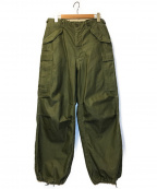 US ARMY(ユーエスアーミー)の古着「[OLD]50's M-51フィールドパンツ」|カーキ