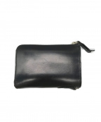 corbo(コルボ)の古着「L字ファスナー折財布」 ブラック